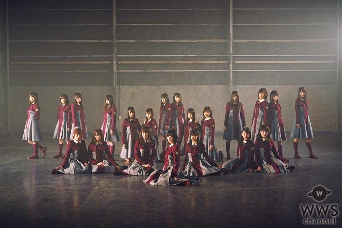 欅坂46が B.LEAGUE 横浜ビー・コルセアーズホーム公式戦に出演決定!