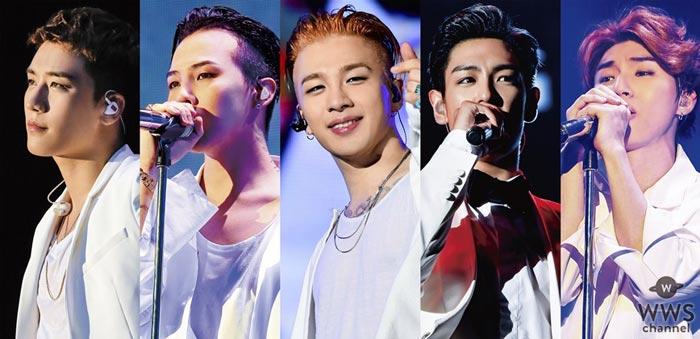 海外アーティスト史上初の4年連続日本ドームツアー中のBIGBANGが第58回 輝く!日本レコード大賞の「特別賞」を受賞!
