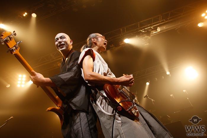 【ライブレポート】人間椅子が渋谷で熱狂的大団円!日本のロックの神髄をたっぷりと聴かせるツアーファイナル!