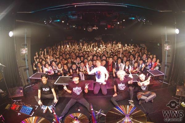 FLOWが3度目の男性限定&女性限定ライブを東京&神戸で開催!バレンタインデー&ホワイトデーを盛り上げる!