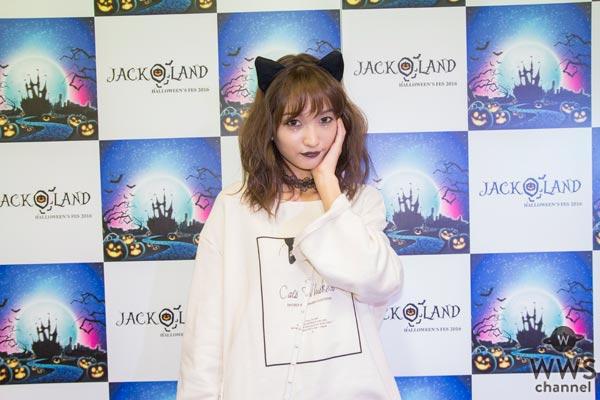 【動画】ネコ衣装がお似合いの安井レイにインタビュー!「ディズニーランドに行ってハロウィンのコスプレを初めてしたのが思い出」