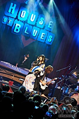 和楽器バンドの初のアメリカツアーが映像化決定!更に初のライヴアルバムも同時リリース!