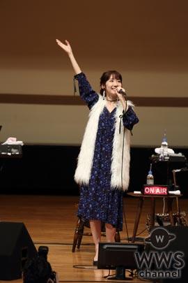 AKB48・NGT48の柏木由紀がソロで学祭初体験!大学生になれるとしたら「普通の大学生活をしてみたかった」