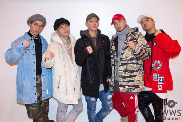 11/16(水)2nd Album『TERMINAL』をリリースするDOBERMAN INFINITYにインタビュー!