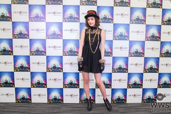 【動画】魔女コスプレが可愛すぎる筧美和子にインタビュー!「プライベートでもハロウィンやってみたい」