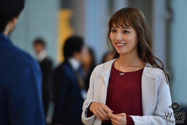 内田理央が人気ドラマ『逃げ恥』への出演決定!セクシーすぎて話題沸騰の写真集も遂に発売!
