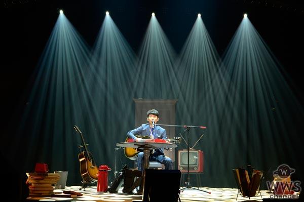 【ライブレポート】星野源がドリフェスで出演ドラマ主題歌『恋』を弾き語りで初披露!ギター1本で1万1000人を魅了!