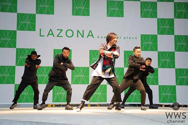 三浦大知とキッズダンサーが『(RE)PLAY』で超絶コラボ!「すごくないですか!もう、必死、オトナ!(笑)」