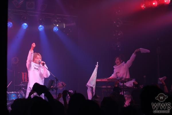 【ライブレポート】SPEED OF LIGHTSがPATAのRa:IN復活ライブでhideの『Rocket Dive』など披露!4回目の飛行も大成功!