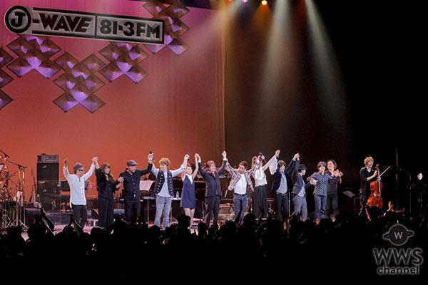 【ライブレポート】久保田利伸、クリスタル・ケイ、chayらが共演!「 J-WAVE LIVE AUTUMN」が渋谷で開催!