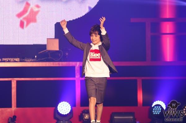 伊山摩穂(GEM)、ゆうたろう、吉田凜音らが『もしフェス2016』HRステージで制服ファッションショー!