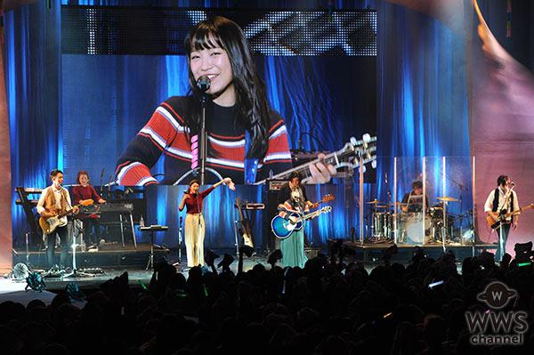 【ライブレポート】眩しすぎる歌姫・miwaがガルチュン2016東京公演のトリで笑顔で全5曲を熱唱!モデルとのコラボ演出で最高のフィナーレ!