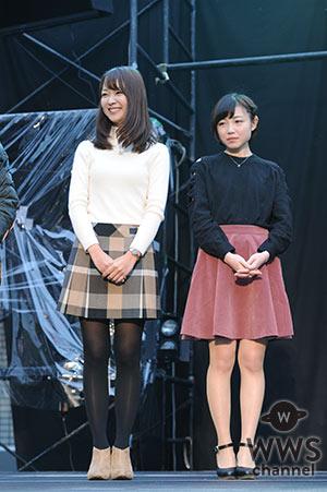 美しすぎる中京TVアナウンサー・磯貝初奈がミス東大コンテスト2016 トークショーに登場!「当時の緊張していたことを覚えています。」
