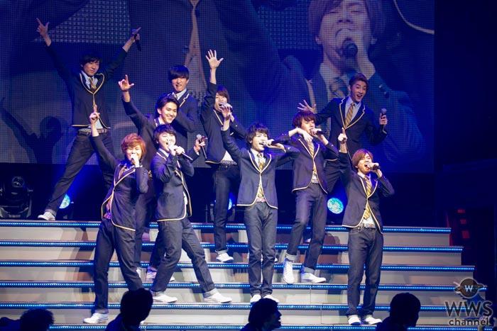 【ライブレポート】神木隆之介、小関裕太らハンサム25人が歌って踊る『HANDSOME FESTIVAL 2016』開催!「皆さんからパワーを貰って感謝の気持ちしかない」