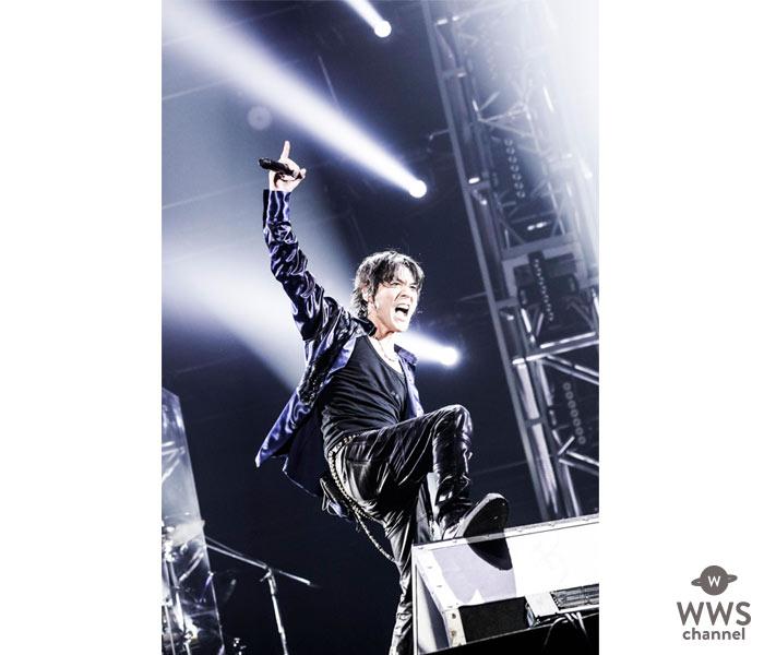 氷室京介 ファイナルライブ4大ドームツアー「KYOSUKE HIMURO LAST GIGS」、遂に映像作品の発売が決定!!