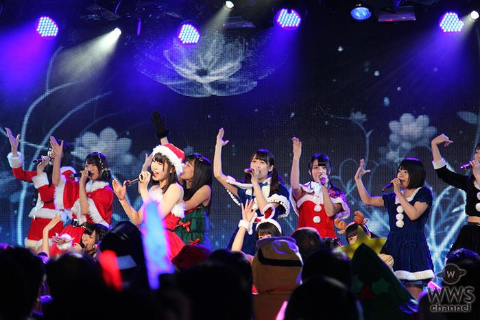 【ライブレポート】正統派美少女アイドル・さくらシンデレラがニコファーレで華やかなワンマンライブ開催!