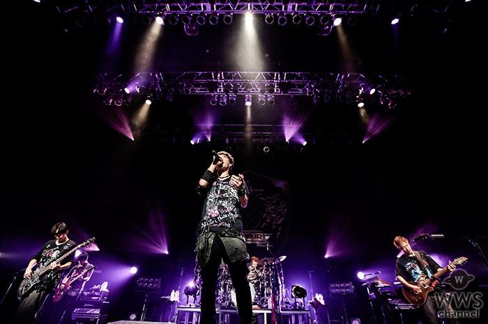 【ライブレポート】SPYAIRがZepp Tokyoで魅せたロックの真髄。 『GLORY』『イマジネーション』など人気曲を圧巻のライブパフォーマンスで披露し3000人を魅了!