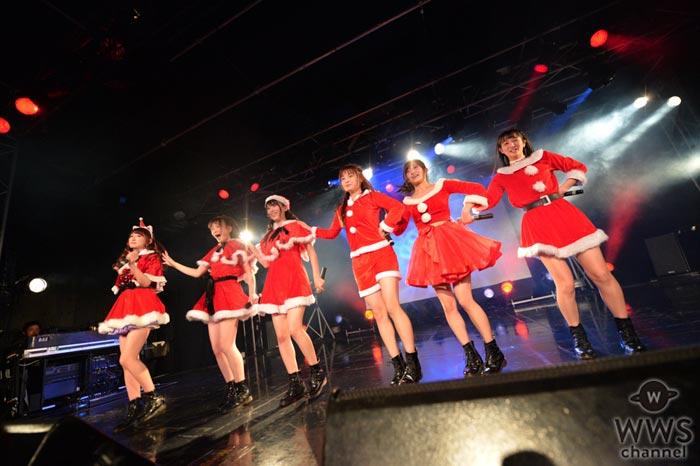 palet 井草里桜菜の卒業クリスマス公演は最高のスマイルで終演!2017年のpalet新体制も発表!