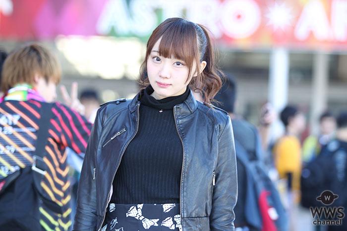 正統派美少女・有田ゆの(さくらシンデレラ)がCOUNTDOWN JAPAN 16/17をレポート!