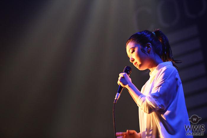 【ライブレポート】映画「君の名は。」ヒロイン役の上白石萌音が初出演の「COUNTDOWN JAPAN 16/17」で圧巻のライブパフォーマンス!満員の会場で初ワンマンライブ開催を発表!