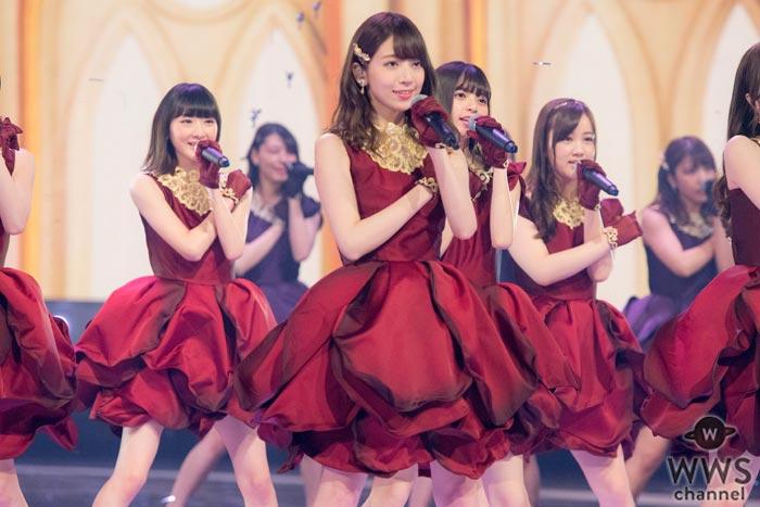 乃木坂46 橋本奈々未が最後のNHK紅白に向けてリハーサル!「本番も頑張ります」