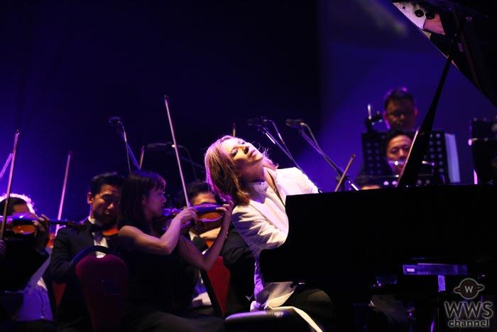 X JAPAN YOSHIKIが香港で前代未聞の振替無料ライブ達成! トラブルを乗り越えてNHK紅白のステージへ!