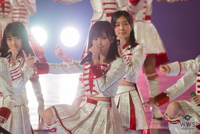 紅白センターは山本彩!AKB48紅白選抜メンバーのヒットメドレー!
