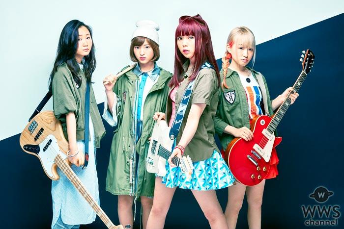 SNS泣かせなガールズバンド『ЯeaL(リアル)』の新曲が大人気TVアニメ『銀魂』のOPテーマに決定!「本当に感激です」