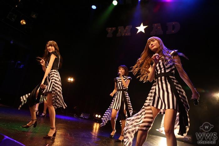 夢みるアドレセンスが話題の新曲『大人やらせてよ』をライブ初披露!ニューシングルを2枚同時発売する事を発表!