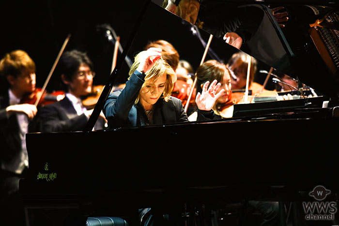 【ライブレポート】2万1千人が見届けたYOSHIKIクラシカルツアー日本公演ファイナルでYOSHIKIが感謝のコメント!「僕は世界一素敵なファンに恵まれたアーティスト」