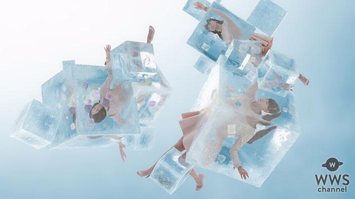 氷の世界に閉じ込められていたPerfumeが覚醒、ユニクロ「ヒートテック」×Perfume 新CM12/12よりオンエア!楽曲に中田ヤスタカプロデュースの「Atmospheric Entry」を起用!