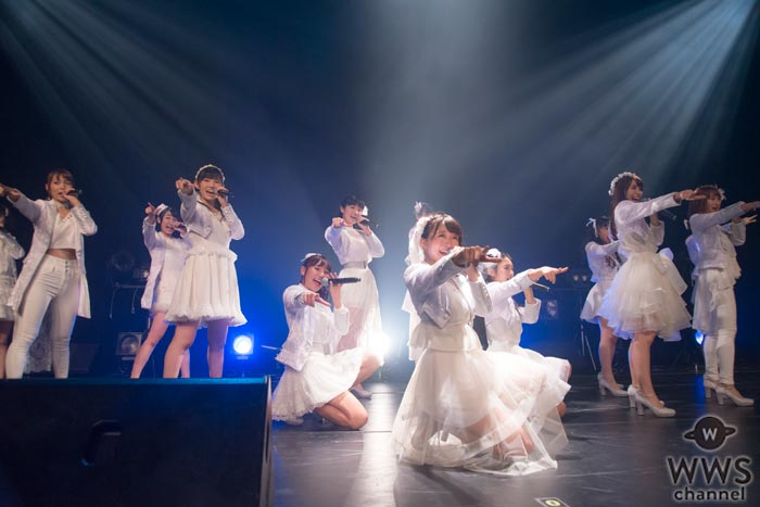 【ライブレポート】SUPER☆GiRLSがデビュー6周年記念公演を開催!「皆さんと笑顔になって夢を叶えていきたい」