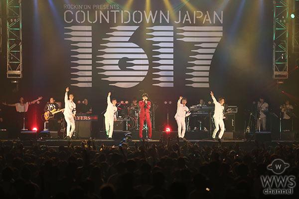 幾多の困難を潜り抜けて来たSKY-HIが、COUNTDOWN JAPANのステージに返り咲く。「最高の年末にするぞ!!」