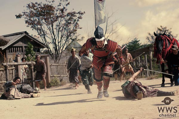 青柳翔、EXILE AKIRA、小林直己 出演の映画『たたら侍』が2017年5月20日より全国公開決定!