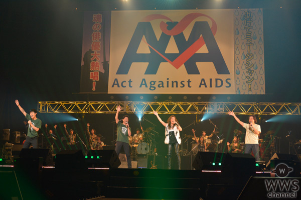 大黒摩季が圧倒的な歌唱力を日本武道館に響かせる!AAA2016を締めくくる感動のステージ!