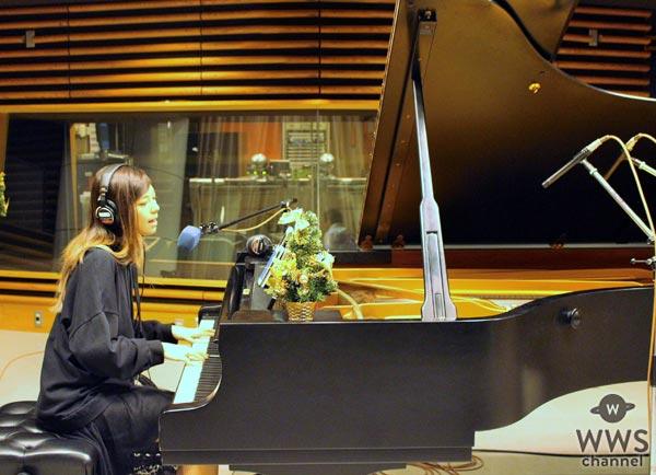 西内まりやがラジオでクリスマスソング弾き語りを初披露!「愛を込めて歌いたい」