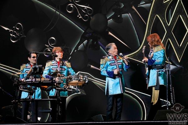 ザ・カンレキーズ(THE ALFEE)のコンサートに伝説のGSザ・スパイダースの堺正章の登場で奇跡の共演!