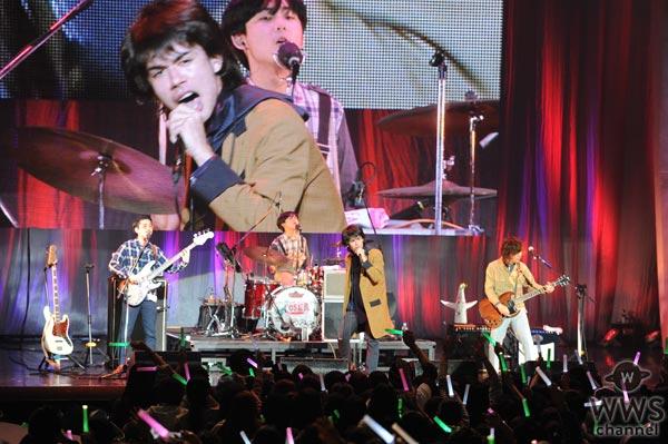 【写真特集】OKAMOTO'SがGIRLS TUNE FES 2016に登場!圧巻のパフォーマンスで会場が熱狂!
