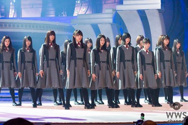 欅坂46が初のNHK紅白のリハに登場!「最高のパフォーマンスを見せたいです」