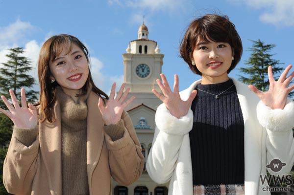 関西でミスコン熱が盛り上がってきたのは、まだ最近のことだ。2009年から関西学院大、同志社大の学生たちが始め、10年からは関西大、立命館大なども実施された。 2011年にミスキャンパス関西学院グランプリを獲得し、2014年にフジテレビアナウンサーに入社し、 2016年4月からは、『めざましテレビ』のメインキャスターに就任している永島優美アナウンサー出身のミスキャンパス関西学院。 その関西学院大学は、関西では、「美人お嬢様が多くて有名な大学だ」と、聞いている。今回は、ミスキャンパス関西学院2016グランプリの大場美咲さんと準グランプリの辰巳沙織さんを取材した。