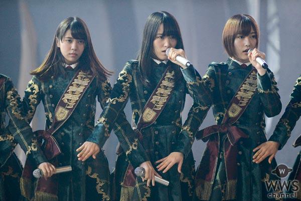 欅坂46が初出場で堂々としたNHK紅白リハーサル!サプライズ演出も!?