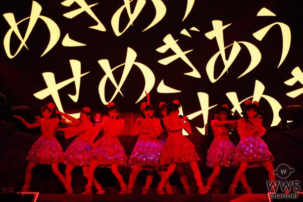私立恵比寿中学が『クリスマス大学芸会』を開催!体力・気力漲るパフォーマンスで17000人が歓喜!