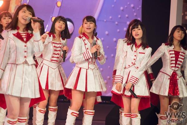 AKB48 紅白選抜メンバーがNHK紅白リハに登場!人気投票順位は本番中に発表!?