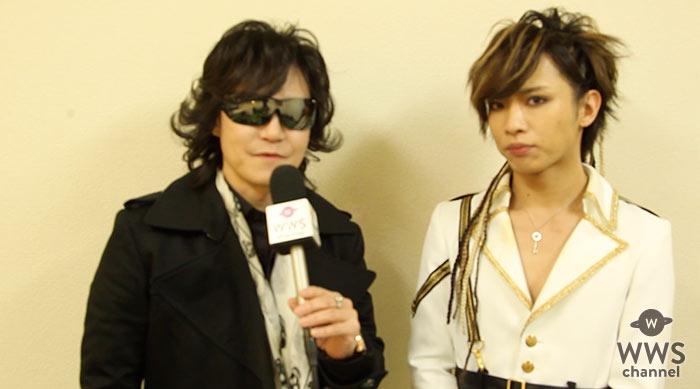 【動画】X JAPAN ToshlがA9 ヒロトと2ショットインタビュー!2015年以来の共演で熱く語る!