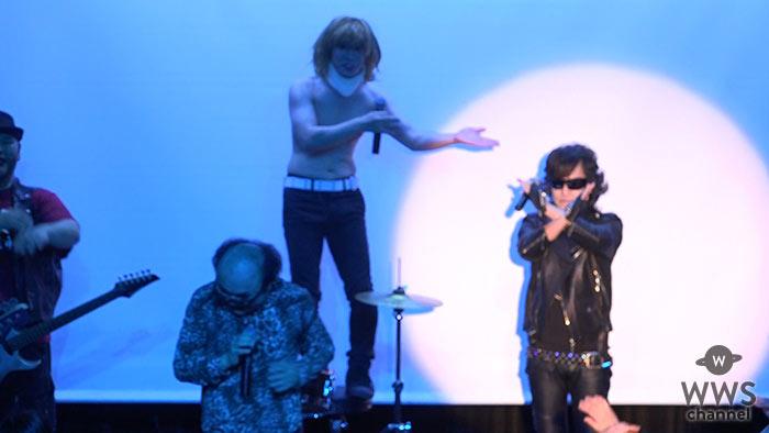 【動画】X JAPAN Toshlに密着!お笑い芸人・よゐこ 濱口優のライブにサプライズ出演!