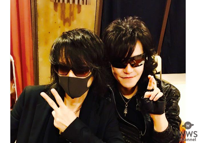 【独占コメント】X JAPAN ToshlがHEATHとNHK紅白リハーサル終了後に2ショット!「皆んなもお茶の間から白組を応援してくれよ!だけど歌う曲は紅‥」