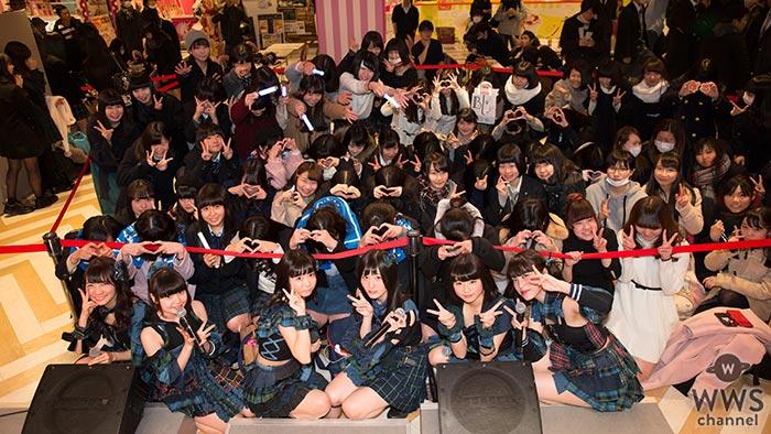 読モ&女性ファッション誌から生まれたアイドルユニット 「26時のマスカレイド」がJOL原宿無料定期公演にて女性動員100人達成!