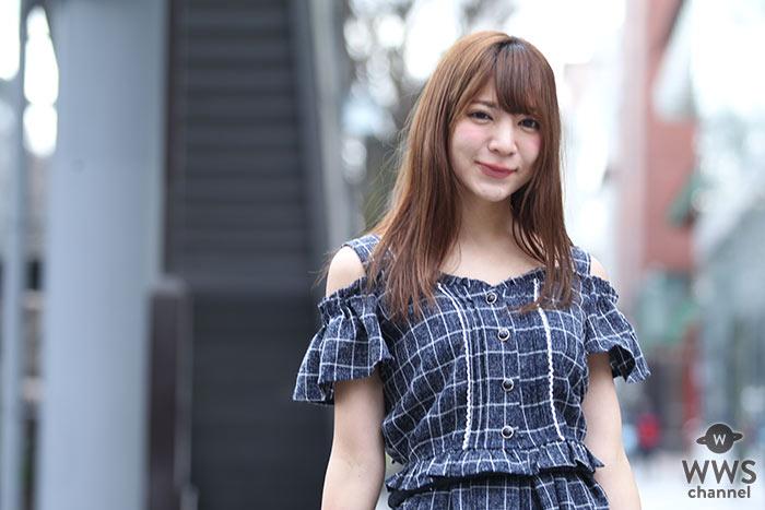 【写真特集】モデル・工藤希が甘めのガーリーなファッションで登場!「買い物は渋谷が多いですね。ピンクとか白とか可愛いのが好き。」