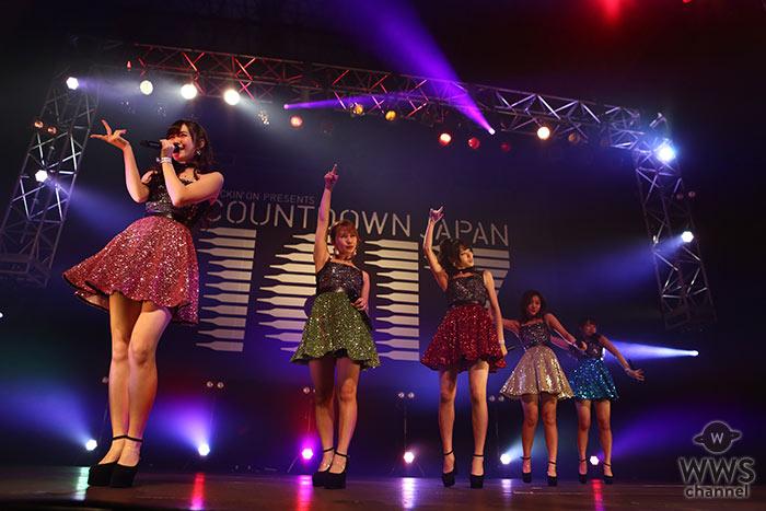 ℃-uteが最後のCOUNTDOWN JAPANの出演を果たす!これまでの集大成を見せた圧巻のステージ!