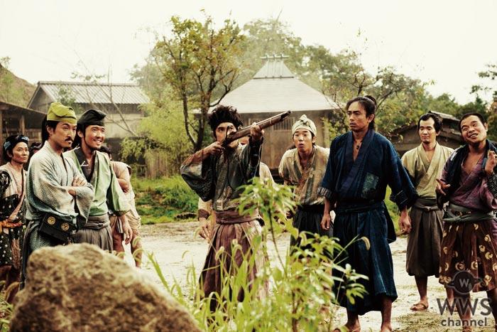 青柳翔、AKIRA、小林直己 出演の映画『たたら侍』の主題歌入りティザー映像解禁!